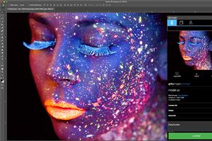 Plug-in von Getty Images für die Adobe Creative Cloud