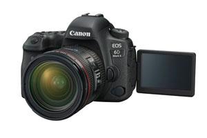 Canon präsentiert EOS 6D Mark II und EOS 200D