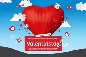 Bald schon ist Valentinstag – Vorlagen für die Liebe