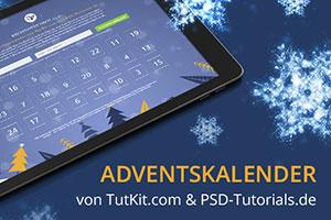 Auf die Türchen: die PSD-Adventskalender