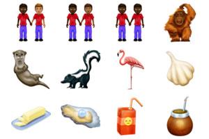 Das sind die Emojis für 2019