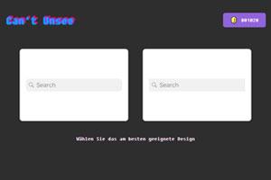 Ein kleiner Test für Designer-Augen
