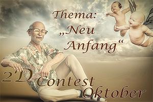 """[2D] Monats Contest Oktober 2020: Thema """"Neu Anfang"""""""