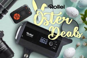 Rollei Oster Deals mit überraschend kleinen Preisen