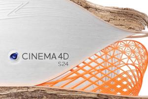 Maxon Cinema 4D S24 ist raus