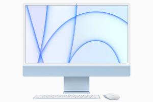 iMac mit M1 von Apple vorgestellt