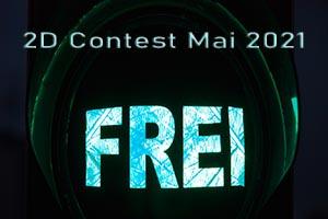 """[2d] Contest Mai 2021 - """"freie"""" Wahl"""