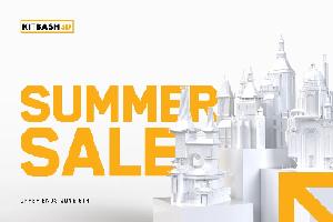Kitbash3D - Summer Sale