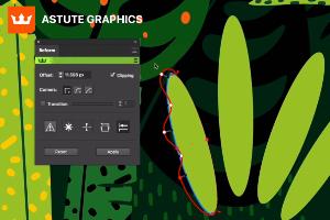 Reform: Gestalten und Manipulieren in Illustrator