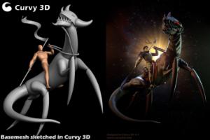 Curvy 3D und Curvy 3D GO