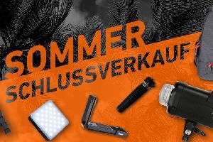 Sommerschlussverkauf von Rollei: Rucksäcke, Stative, Filter, Studio-Zubehör ...