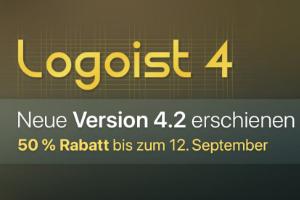 Logoist 4.2 ist erschienen