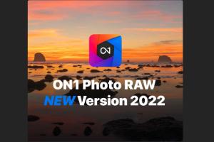 ON1 Photo RAW 2022